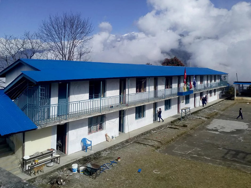 Pahar Trust Gillung School